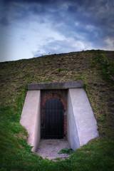 the portal (Lucio Santos) Tags: door island adams fort bunker santos newport portal rhode fortress hdr lucio