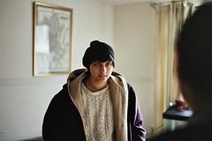 Hena (Hugh Wyeth) Tags: autumn winter 50mm pentax k1000 kodak 17 portra 2012 portra400 2011