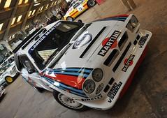 Lancia Delta S4 (rallysprott) Tags: park b car sport race nikon rally group martini delta retro motor s4 lancia rallying 2014 stoneleigh sprott wdcc d5000 rallysprott