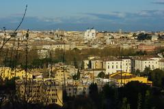 Rome depuis le Janicule