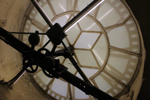 Bath Abbey Clock Face by Ruth, London