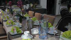 Cafe Steinblick - Impressionen 12 (Cafe Steinblick) Tags: winter tisch sonne garten wintergarten gedeck kaffeetafel