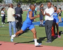 D102468A (RobHelfman) Tags: sports losangeles track highschool trackmeet crenshaw brentenbabb damonhicklin
