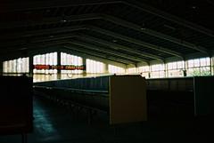 (kodacolorframes) Tags: film 35mm empty desolate pavillion olympusxa royalshow kodakektar100 pigeonpens