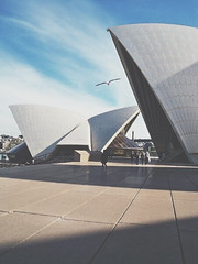 the opera house (brandyjo__) Tags: travel sky people nature landscape photography photo photos sydney australia operahouse