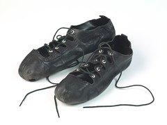 Dance Shoes (Northampton Museums) Tags: scotland 1978 danceshoes ghillies