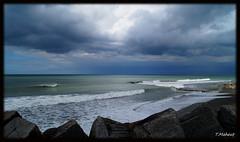 Fcamp - Vue sur la mer - Normandy, France. (Bould'Oche) Tags: blue sea mer seascape france nature wow wonderful landscape sam sony magic natur normandie 1855 alpha paysage normandy 58 fcamp