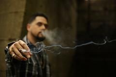 IMG_2176 (Walter Mueller Studios) Tags: cigarette smoke smoking cigarrettes cigarettesmoke