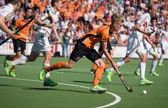 35051777 (roel.ubels) Tags: hockey amsterdam sport oz eindhoven playoffs finale zwart oranje fieldhockey ahbc 2016 topsport knhb