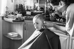 cut (I.Dostl) Tags: boy haircut home hair cut