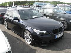 BMW 535d Touring M Sport E61 (nakhon100) Tags: cars wagon estate bmw touring stationwagon e61 5series 535d 5er