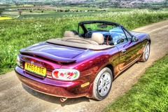 Mazda MX5 Icon 2 (ralashton) Tags: sports car mazda softtop year2000 specialaddition