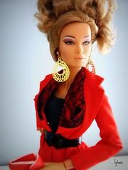 Elsa Lin (Sylvano Bradshaw) Tags: jason fashion model doll supermodel style mc lin society mode fashiondoll fr elsa saskia fuel mcknight integrity freja mossimo incognito sybarite magnate jasonwu mcnight fashionroyalty integritytoys fr16