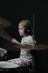 Abby-drumles-514 (leoval283) Tags: percussion abby nora lessons rockschool drummen fruitweg