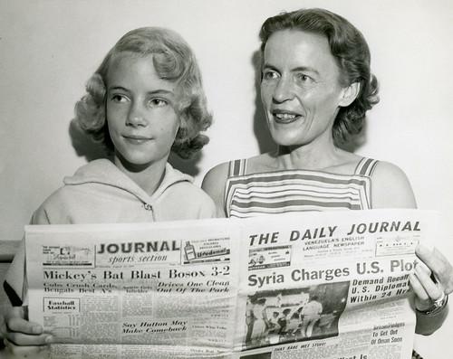 The Newspaper Women