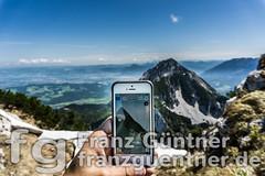 FG20160526_0075_StaufenUeberschreitung-186 (franz.guentner) Tags: bayern wasser fels landschaft sonnenschein fruehling bergsteigen berchtesgadenerland staufenueberschreitung