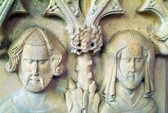Walter & Alice ? - Bredon Worcestershire (jmc4 - Church Explorer) Tags: bredon worcestershire church effigy monument greville beauchamp powick bradeston
