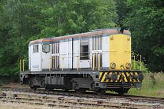 2011. ex- NS 2454 te Raeren (Arno@Rsd) Tags: sncf nmbs bsh raeren railsettraction lijn49 662400