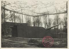 Batterij Pommern (Lange Max) - Koekelare - Moere (Feldpost 14) Tags: wwi worldwari moere pommern flandern koekelare langemax leugenboom