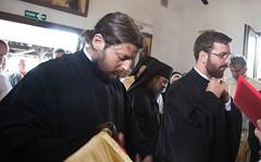 (comunitateamonasticapreasfantatreime) Tags: mona monastic tonsure greekcatholic tunderecristinaphotos