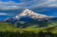 Mt. Hood from Lolo Pass (Cole Chase Photography) Tags: sunset canon ngc mthood pacificnorthwest mounthood lolopass mountainpass mthoodnationalforest eos5dmarkiii