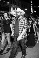 QueerBomb! (-Dons) Tags: austin texas unitedstates cowboyhat queerbomb queerbomb2016