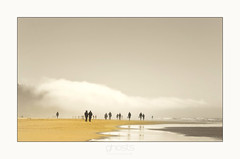 ghosts (patrice ouellet) Tags: beach ghosts cannonbeach plages patricephotographiste