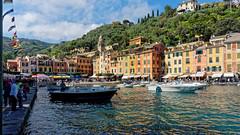 Portofino (Abdujaparov) Tags: sea italy port europa europe italia mare outdoor liguria genoa genova porto portofino hdr golfo 2016 porticciolo tigullio marligure golfodeltigullio
