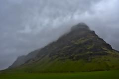 A mountain near Eyjafjallajökull