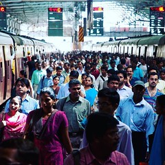 Original pic here : http://ift.tt/291D0Kt (topcao) Tags: instagram  india journey  today lets visit mumbai central railway station so impressive how many people getting off trains travel traveling igindia vacation visiting instatravel instago instagood trip holiday photooftheday fun travelling tourism tourist instapassport instatraveling mytravelgram travelgram travelingram igtravel delhi rajasthan love beautiful happy amazing summer