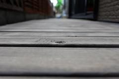 171/366 : Wooden Deck (hidesax) Tags: leica home japan dof bokeh x saitama vario ageo woodendeck 365project 366project 171366 hidesax 366project2016