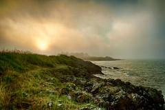 Matin brumeux (PatGentil) Tags: bretagne morbihan france ciel soleil nuages campagne paysages mer