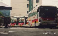 Rainy Season :D (_EvanCortel) Tags: bus car truck victory independent hyundai busses hino cubao liner edsa vli hinobus hyundaibus phbus