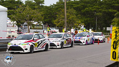 XOKA5960s (www.linvoyage.com) Tags: car sport race racecar fun thailand day outdoor fast toyota vehicle autoracing phuket fest corolla furious vios yaris altis trd hilux