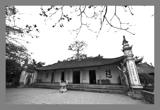 the God Giong temple