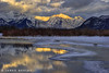 Vermillion Sunset (James Neeley) Tags: sunset canada landscape banff hdr f12 vermillionlakes 5xp jamesneeley flickr24
