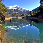 Tsivlos Lake