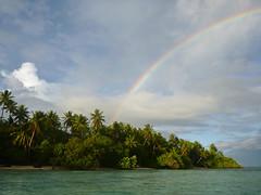Ant Atoll, Micronesia (ebuechley) Tags: ocean island scenery fsm micronesia pohnpei antatoll