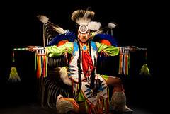 Larry Yazzy and the Native Pride Dancers