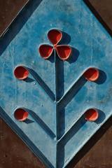 _ (ben ot) Tags: door flower fleur porte oman sultanateofoman sutanatdoman