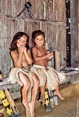 ndias (jos hilton) Tags: praia rio selva santarm das floresta aguas par encontro amazonas amazonia balneario tapajs