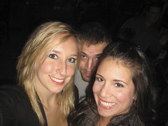 me, christian & stacey