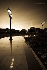 Muscat - Sepia sunset :D (Beauty Eye) Tags: city longexposure sea seascape building green eye architecture canon landscape boats eos rebel landscapes long exposure day seascapes outdoor royal scene palace om tamron oman muscat royale royalpalace 2012 alam t3i mct parisopera ultrawideangle     f3545 600d    beautyeye masqat 1024mm  canon600d   tamronspaf1024mmf3545diiild rebelt3i kissx5 diiild canon600deos oman omanomancountry tamronspaf1024mmf3545d omanevents muscatalalampalace