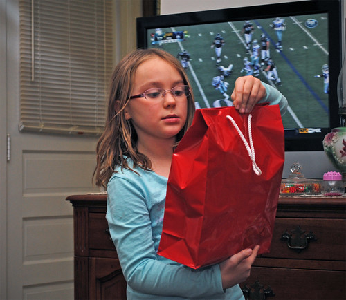 christmas television football gift present clover footballgame