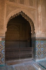 Saadian Tombs in Marrakech Morocco (BEST RIADS) Tags: morocco marrakech tombs saadian