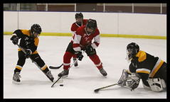 U16 Hockey at Polar Ice Gilbert – 6290 (AZDew) Tags: arizona ice hockey rink puck chandler polarice grizzles azdew polargilbert u16prepleague
