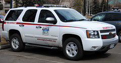 Eagle River Fire Protection District Vehicle (zamboni-man) Tags: county city winter light terrain mountain creek town office high nice md colorado village view eagle metro district small pd beaver vail co enforcement sheriff aspen avon siren fd paid sheriffs whelen