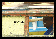 The Boat Rider (Oswald King) Tags: portrait canon boat kolkata 2012 dakshineswar 55250mm 1000d