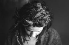 39 (Alyssa Jiosa) Tags: blackandwhite selfportrait dreadlocks 365 breakers breathe dreads lungs braid 366 gemclub dreadlockhairstyle nikond7000
