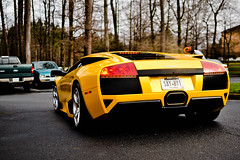 LP640 (Winning Automotive Photography) Tags: italy beach yellow georgia 1 monterey amazing italian san superb 911 pebble giallo bye 2008 say 2009 2012 2010 midas bolognese 2011 argata